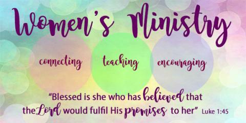 Summer Break: No W.O.W. (Women's Ministry)